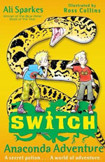 SWITCH - Anaconda Adventure