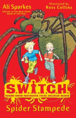 The SWITCH: Spider Stampede