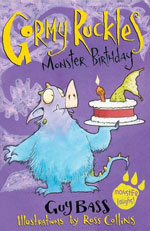 Gormy Ruckles Monster Birthday